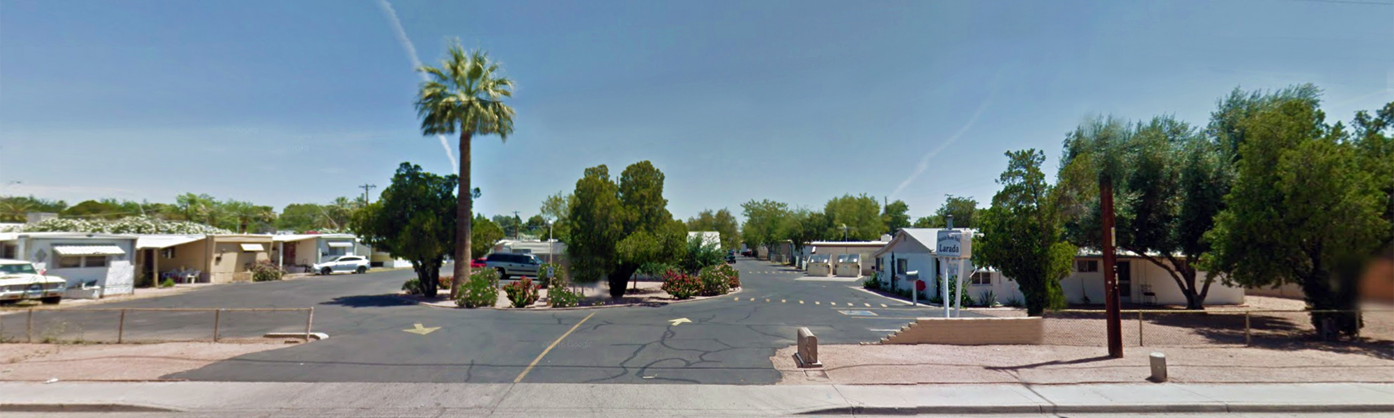 Larada Mobile Home park slider (imaeg)